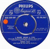 Cover Doris Day - I Enjoy Being A Girl