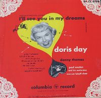Cover Doris Day - I'll See You In My Dreams