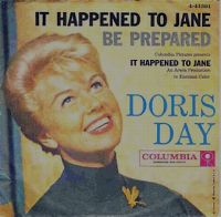 Cover Doris Day - It Happened To Jane