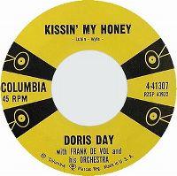 Cover Doris Day - Kissin' My Honey