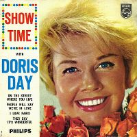Cover Doris Day - On The Street Where You Live