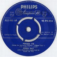 Cover Doris Day - Possess Me