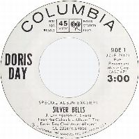 Cover Doris Day - Silver Bells