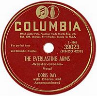 Cover Doris Day - The Everlasting Arms