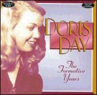 Cover Doris Day - The Formative Years