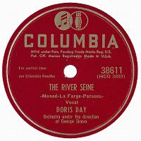 Cover Doris Day - The River Seine