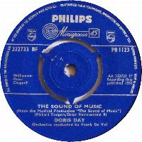 Cover Doris Day - The Sound Of Music