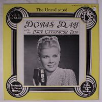 Cover Doris Day - The Uncollected Vol.2 1952-53