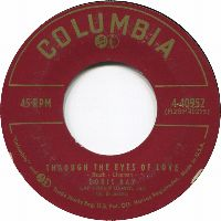 Cover Doris Day - Through The Eyes Of Love