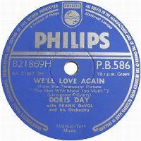 Cover Doris Day - We'll Love Again