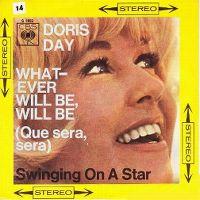 Cover Doris Day - Whatever Will Be, Will Be (Que sera, sera)