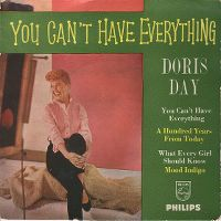 Cover Doris Day - You Can't Have Everything