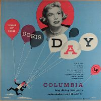 Cover Doris Day - You're My Thrill