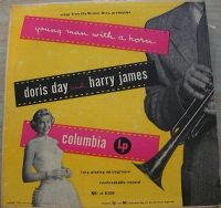 Cover Doris Day And Harry James - Young Man With A Horn
