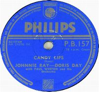 Cover Doris Day & Johnnie Ray - Candy Lips