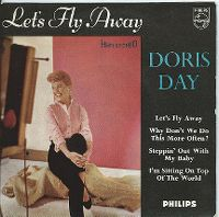 Cover Doris Day with Frank De Vol & His Orchestra - Let's Fly Away