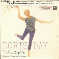 Cover Doris Day with Frank De Vol & His Orchestra - Why Don't We Do This More Often