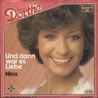 Cover Dorthe - Und dann war es Liebe