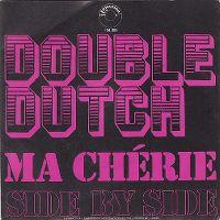 Cover Double Dutch - Ma Chérie