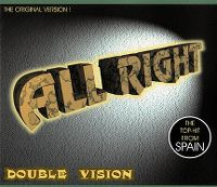 Cover Double Vision - All Right