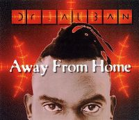 Cover Dr. Alban - Away From Home