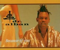 Cover Dr. Alban - Because Of You
