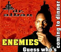 Cover Dr. Alban - Enemies