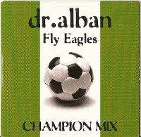 Cover Dr. Alban - Fly Eagles