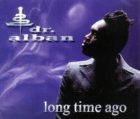 Cover Dr. Alban - Long Time Ago