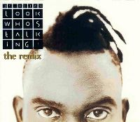 Cover Dr. Alban - Look Who's Talking!