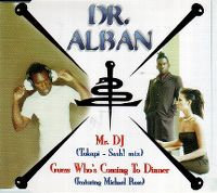Cover Dr. Alban - Mr. DJ