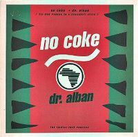 Cover Dr. Alban - No Coke