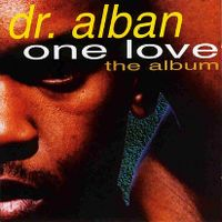 Cover Dr. Alban - One Love - The Album