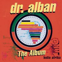 Cover Dr. Alban - The Album - Hello Afrika
