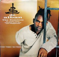 Cover Dr. Alban - This Time I'm Free