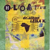 Cover Dr. Alban feat. Leila K. - Hello Afrika