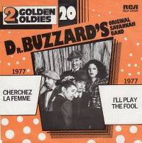 Cover Dr. Buzzard's Original Savannah Band - Whispering / Cherchez la femme / Se si bon