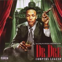 Cover Dr. Dre - Compton Legend