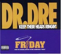 Cover Dr. Dre - Keep Their Heads Ringin'
