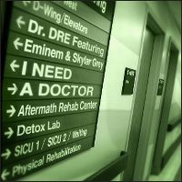 Cover Dr. Dre feat. Eminem & Skylar Grey - I Need A Doctor