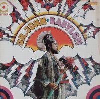 Cover Dr. John - Babylon