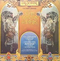 Cover Dr. John - The Night Tripper The Sun Moon & Herbs