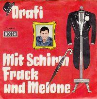 Cover Drafi - Mit Schirm, Frack und Melone