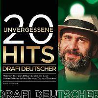 Cover Drafi Deutscher - 20 unvergessene Hits
