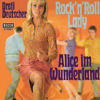 Cover Drafi Deutscher - Alice im Wunderland