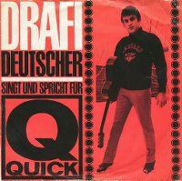 Cover Drafi Deutscher - Alles über mich