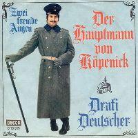 Cover Drafi Deutscher - Der Hauptmann von Köpenick