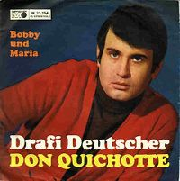 Cover Drafi Deutscher - Don Quichotte