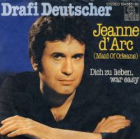 Cover Drafi Deutscher - Jeanne d'Arc