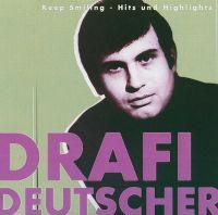 Cover Drafi Deutscher - Keep Smiling - Hits und Highlights
